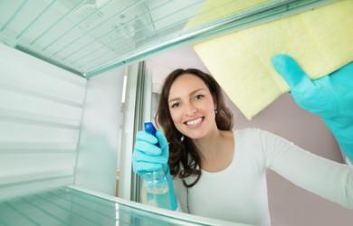 limpiar nevera piso de alquiler