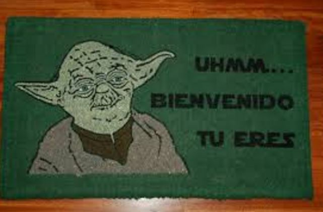 star wars spanish stuff